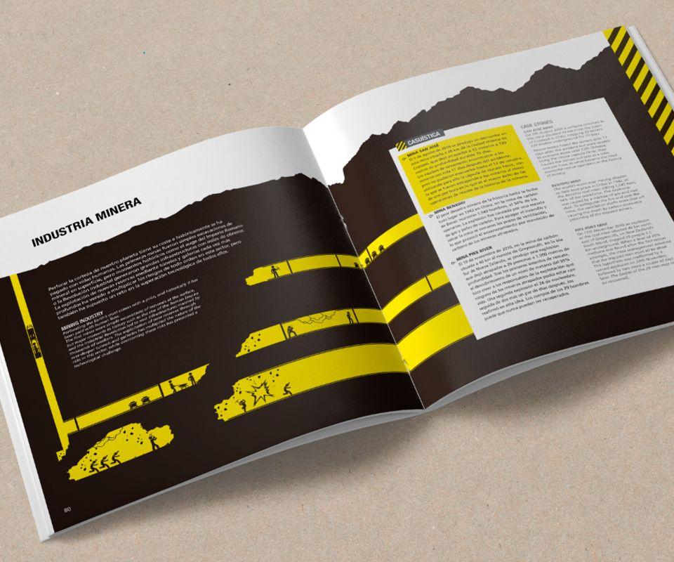 diseño catálogo exposición SOS del parque de las ciencias de granada