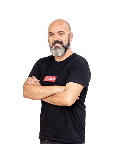 Equipo Ángel Squembri CEO Gestión Cuentas 2