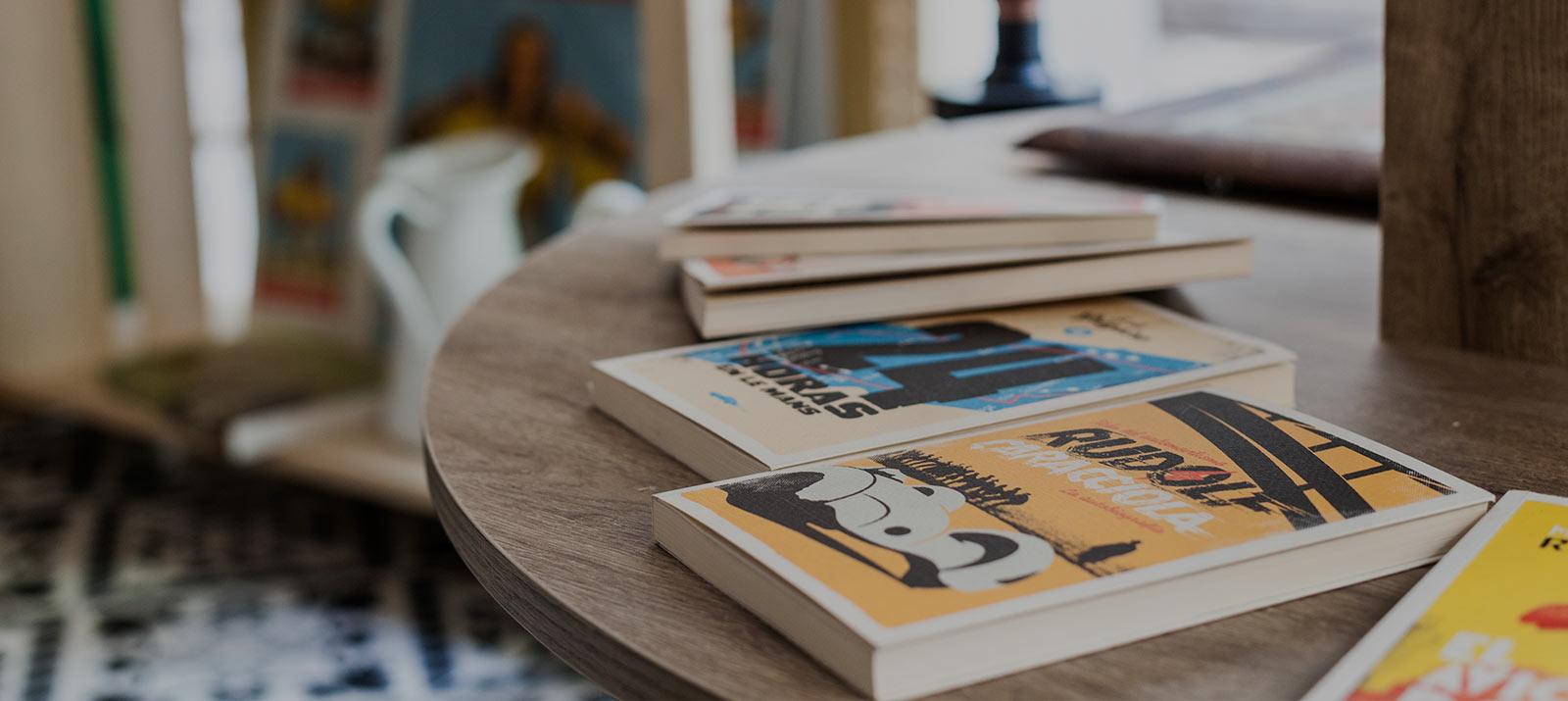 Diseño Editorial Rudolf Caracciola Macadán Libros
