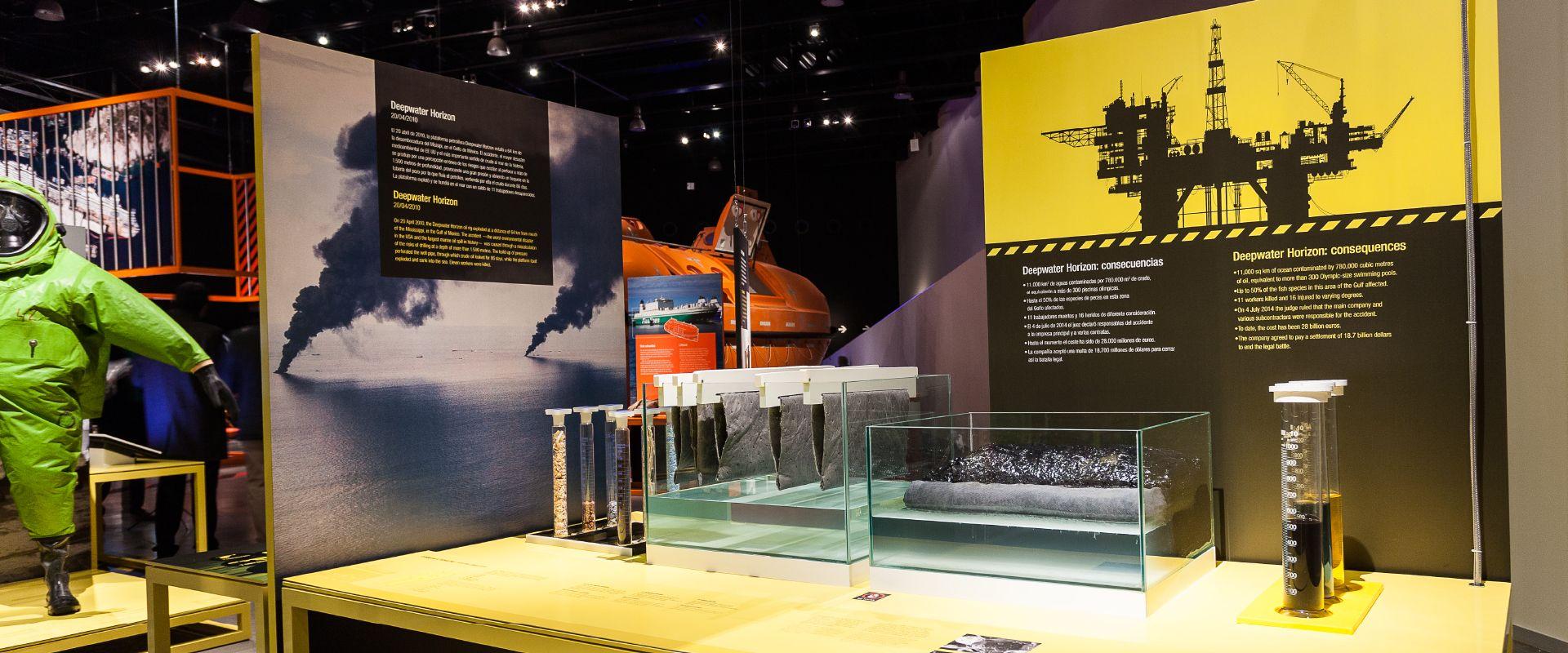 diseño catálogo exposición SOS del parque de las ciencias de granada SOS img-total
