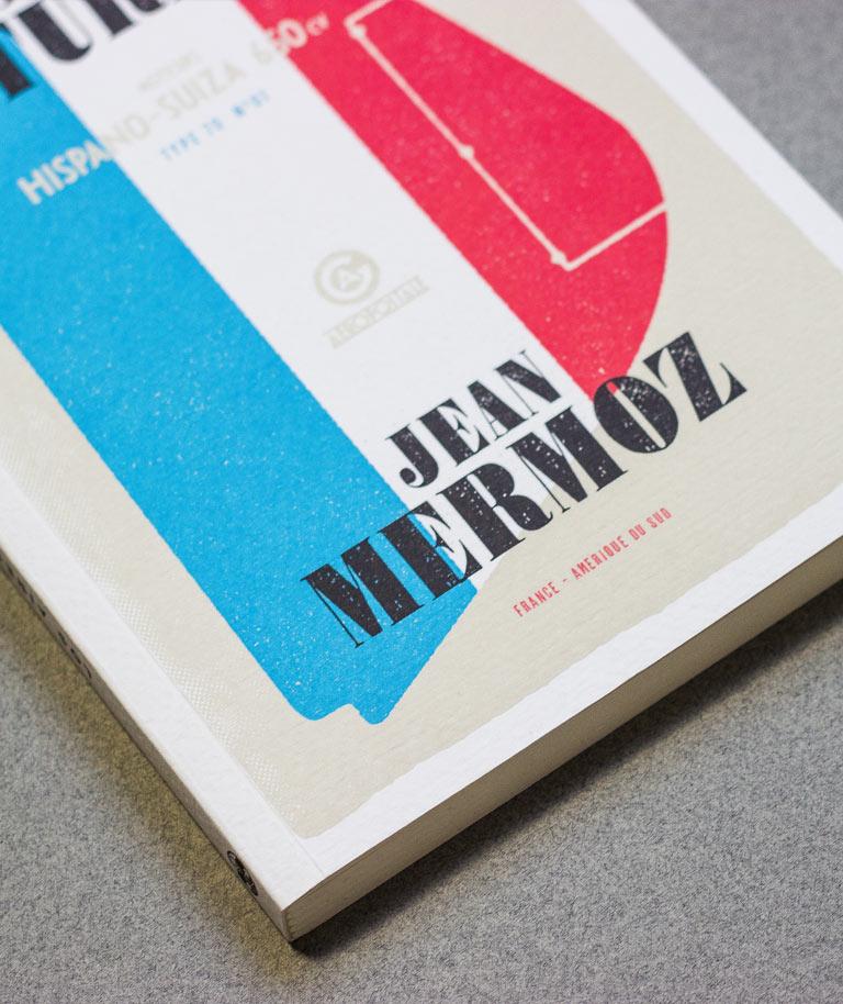 diseño de cubierta de libro Los Aires Roturados img-left-small