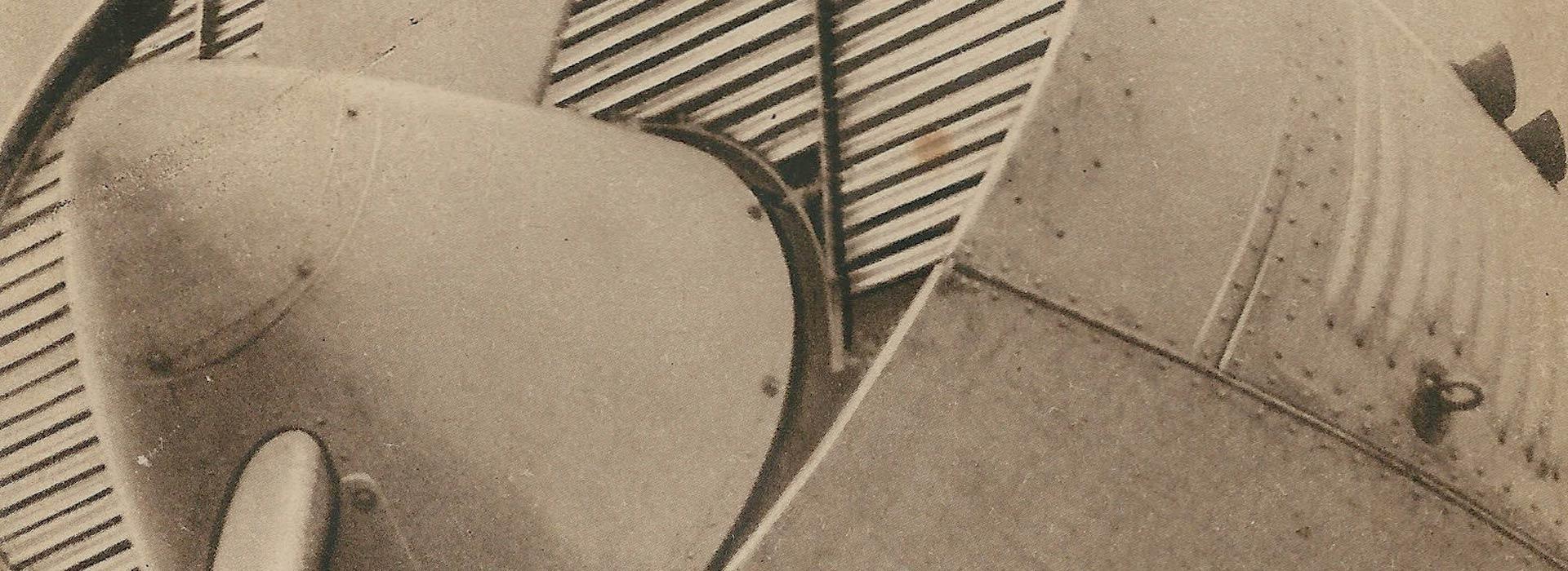 Diseño Editorial Los aires roturados Cabecera Macadán Libros