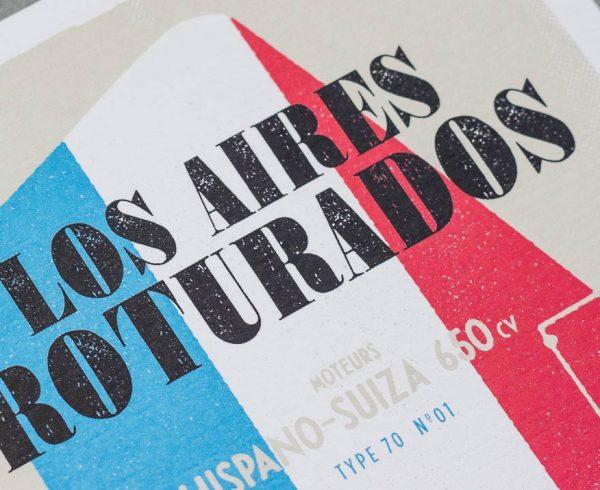Los Aires Roturados - Diseño editorial