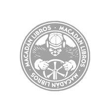 Diseño Editorial Logotipo Macadán Libros