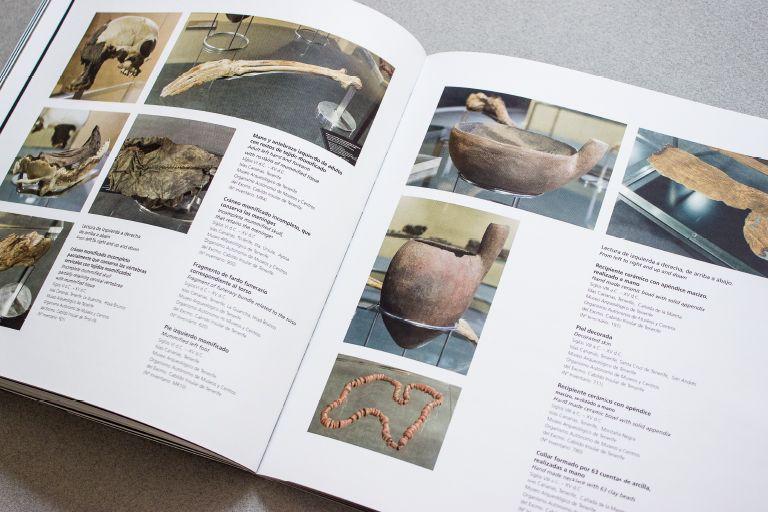 Diseño catálogo exposición momias del parque de las ciencias de granada MÖMIAS item-gallery-33