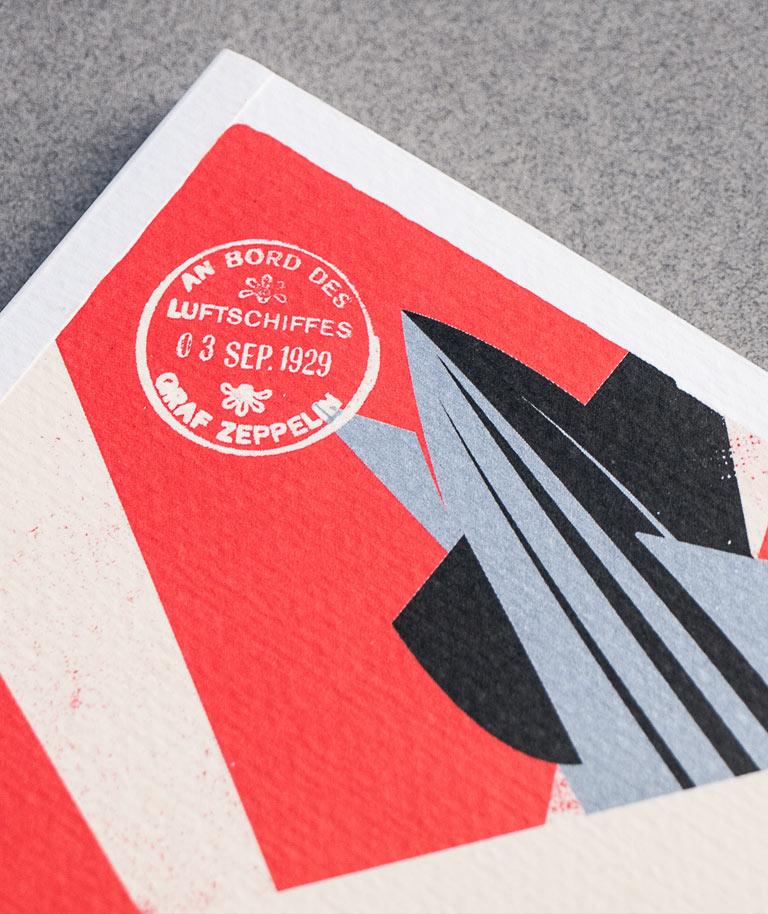 diseño de cubierta de libro La vuelta al mundo del Graf Zeppelin img-right-small