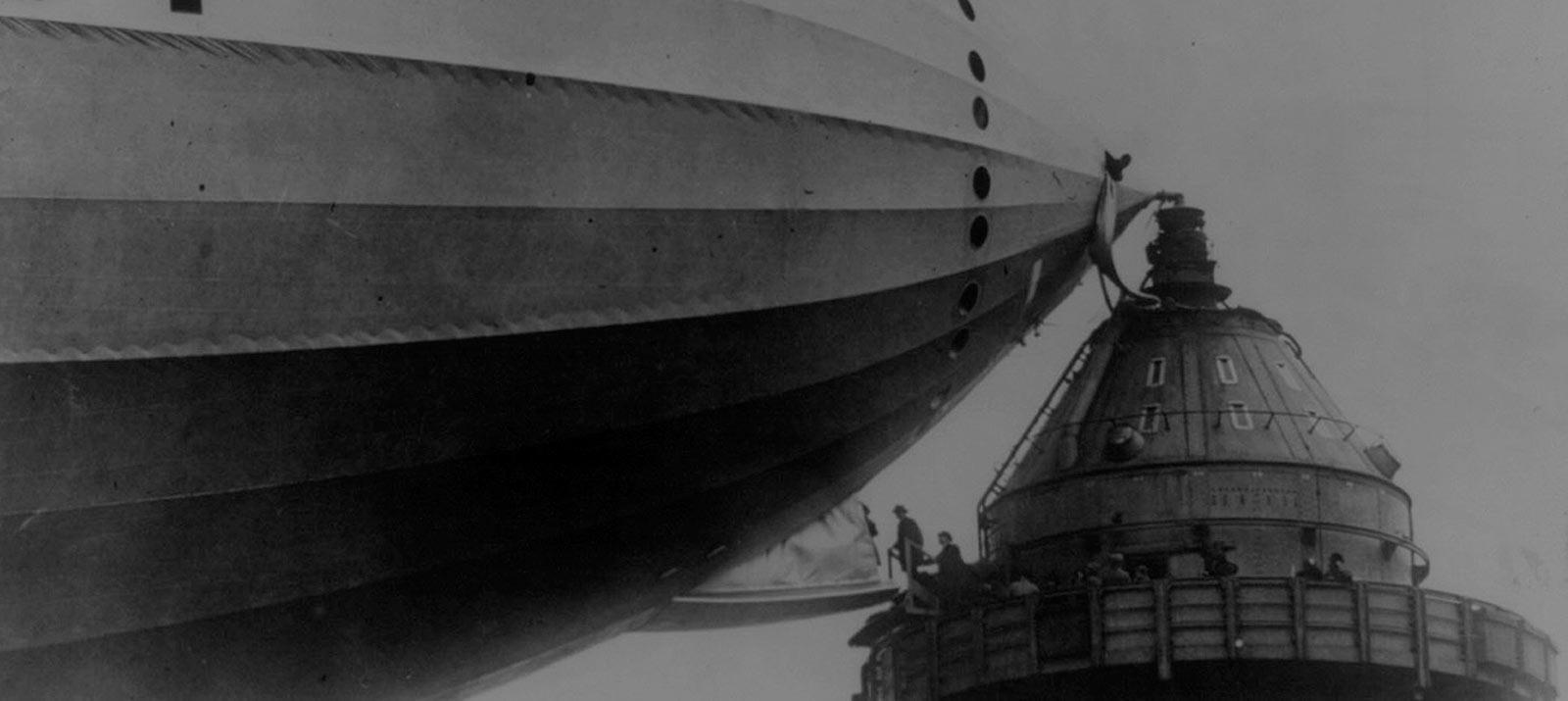Diseño editorial La vuelta al mundo del Graf Zeppelin Macadán Libros