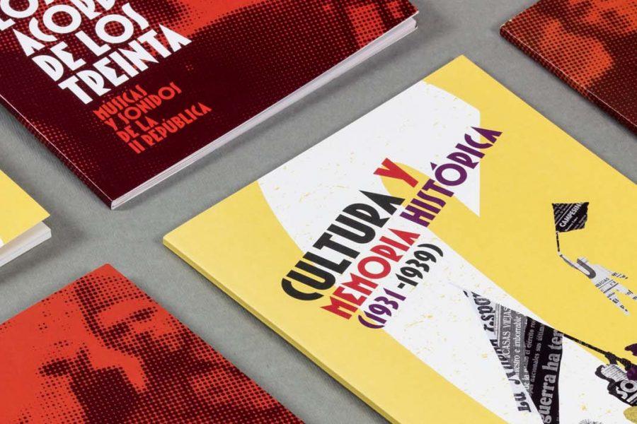 Cultura y Memoria Histórica - Diseño editorial