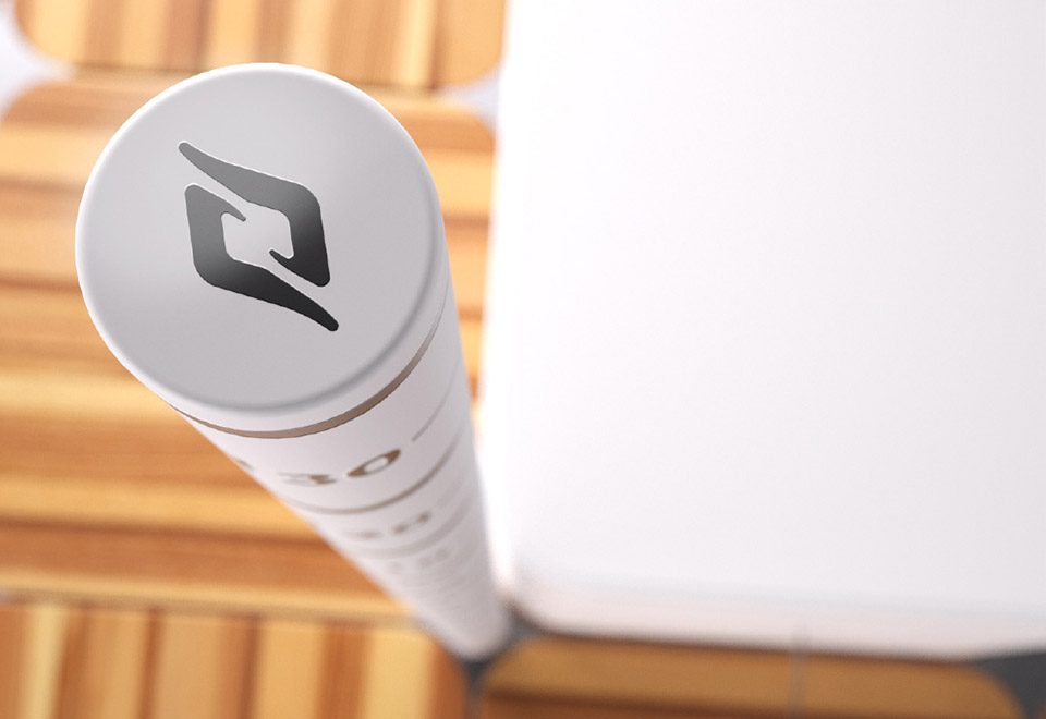 Dyna System Logotipo Aplicado