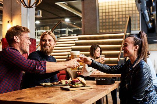 Diseño web para La Fábrica de cerveza