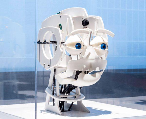 Parque de las ciencias - Robots