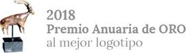 Premio Anuaria al mejor logotipo