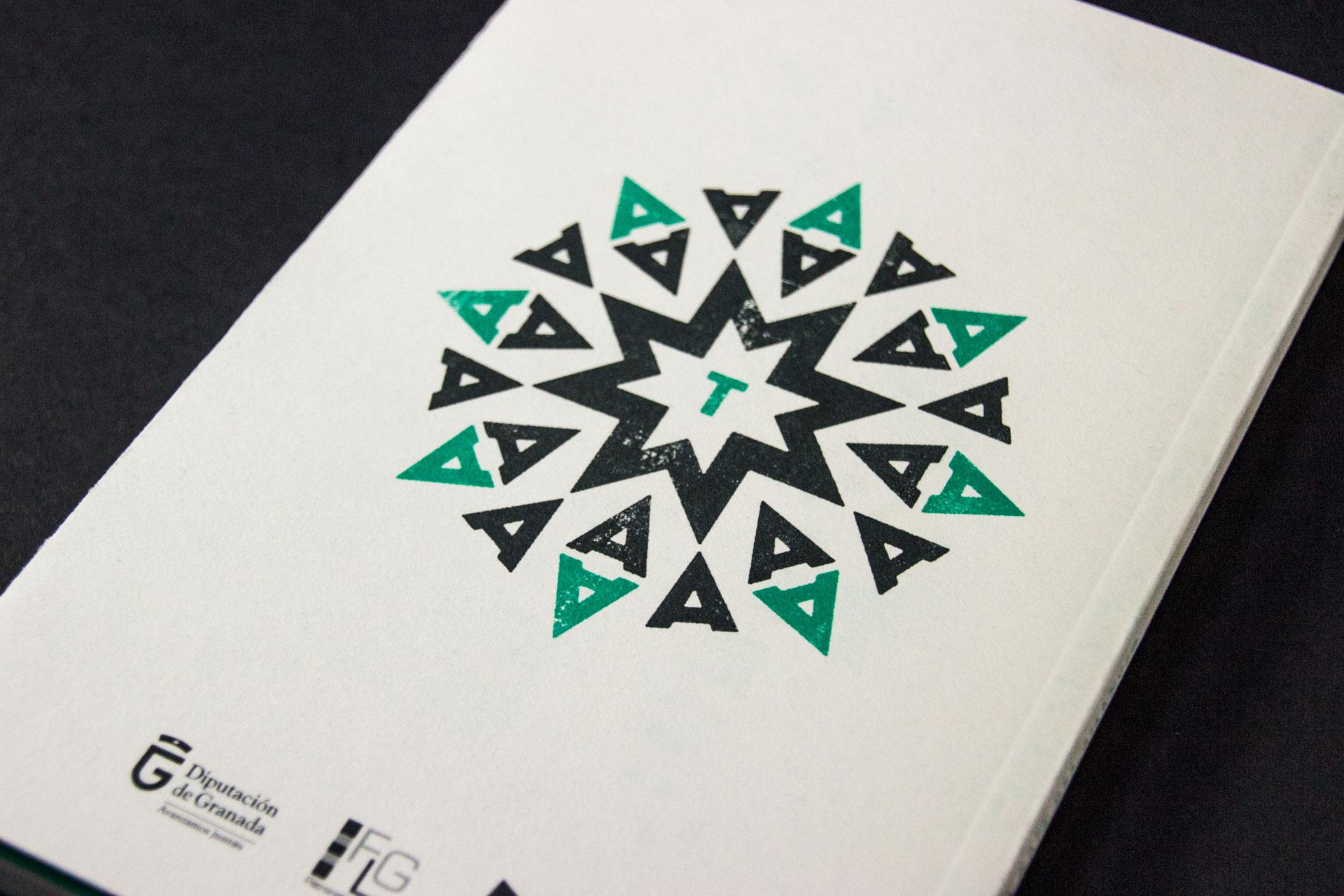Diseño editorial para libro En la raíz del silencio