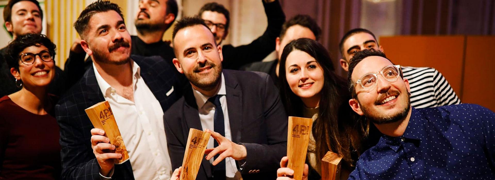 Premios aad 2019