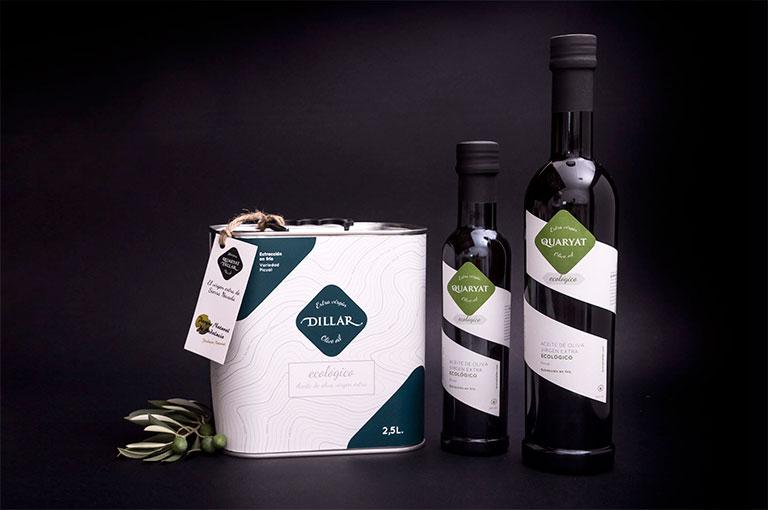 Quaryat Dillar - Packaging