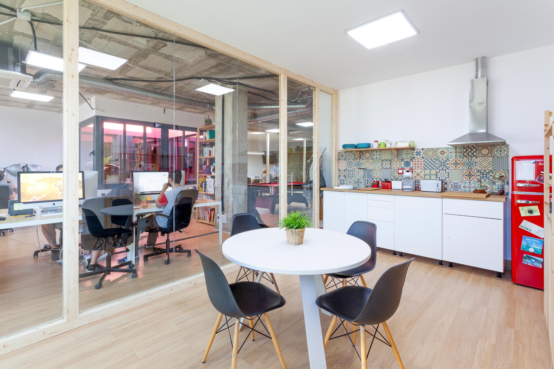 Oficina Squembri - Cocina