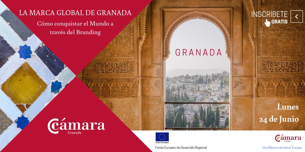 Granada marca global, Cámara de Comercio de Granada