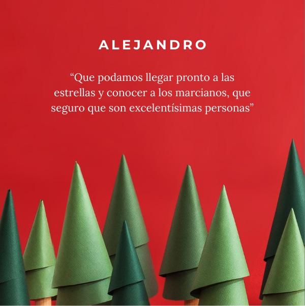 Ningún deseo sin árbol en Squembri | Alejandro