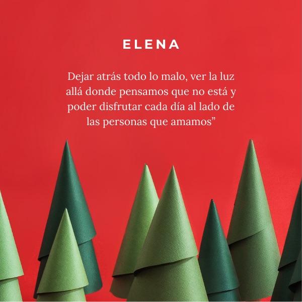 Ningún deseo sin árbol en Squembri | Elena