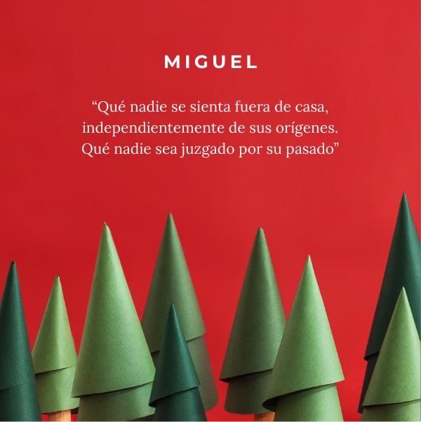 Ningún deseo sin árbol en Squembri | Miguel