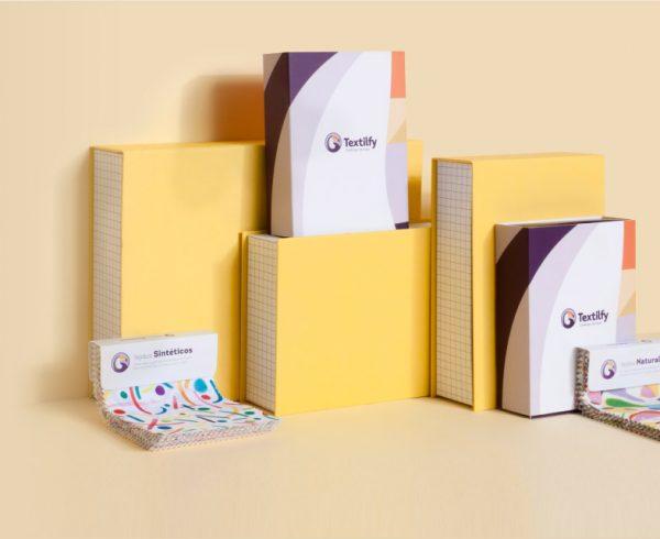 Diseño de tienda online para Textilfy
