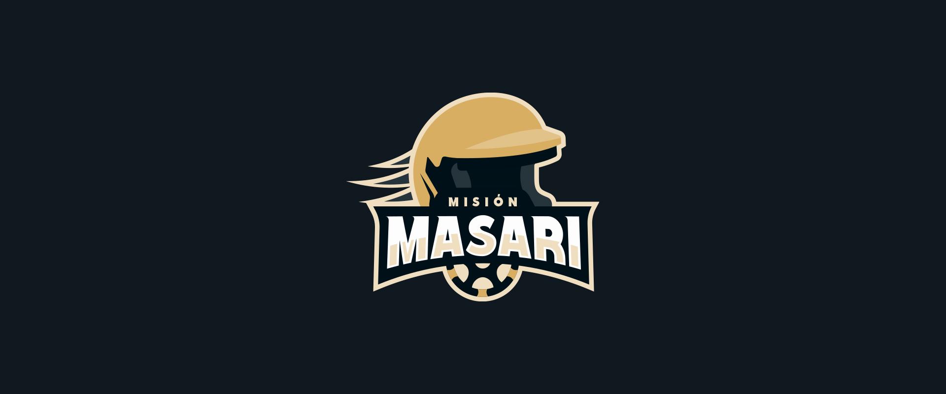 Logotipo diseñado para Misión Masari