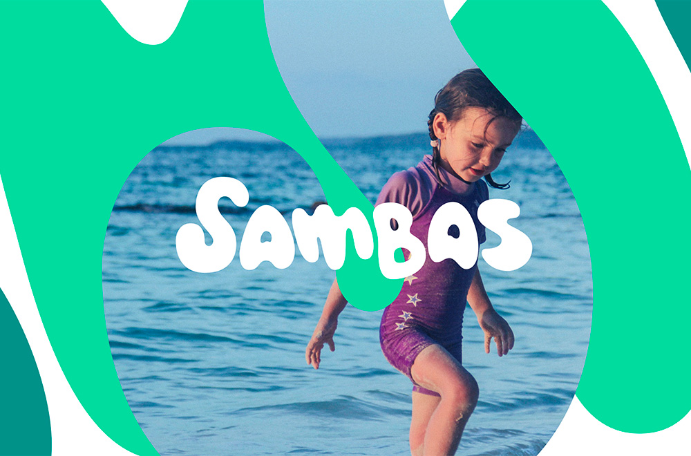 Identidad corporativa para Sambas