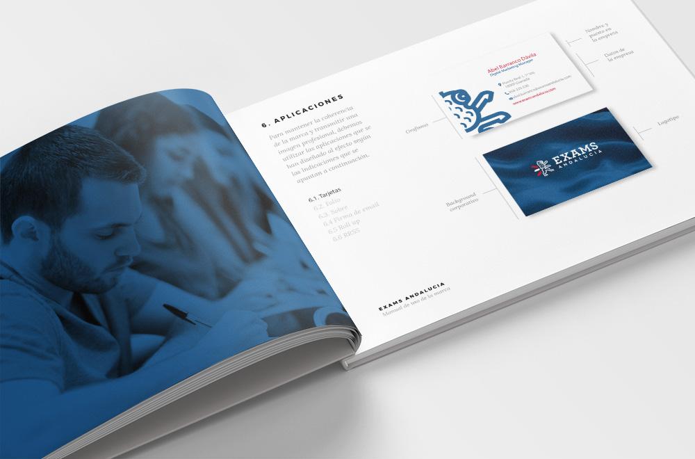 Diseño de Manual de marca en Squembri