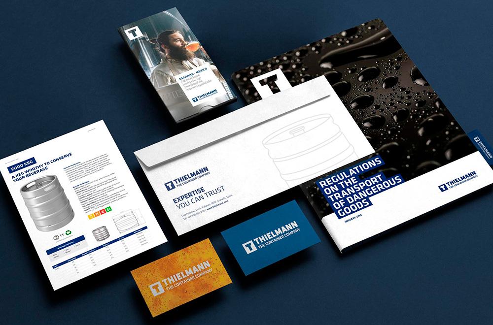 Branding y plan de comunicación para Thielmann