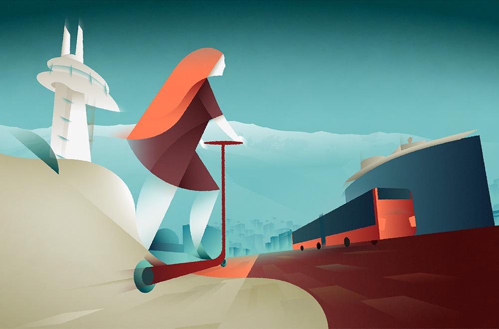 Servicio de ilustración en Squembri