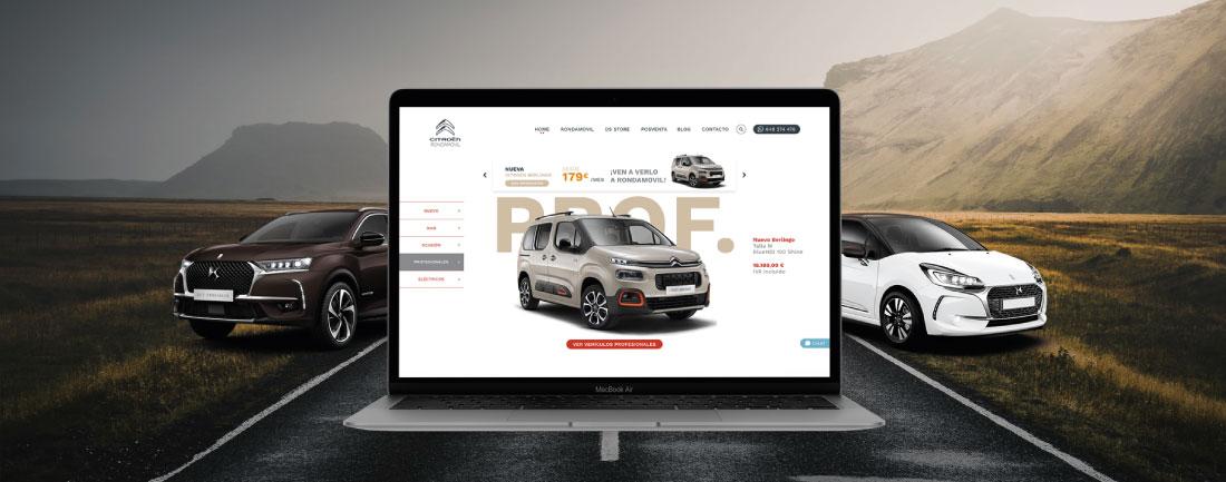 Rondamovil Granada - Citroën