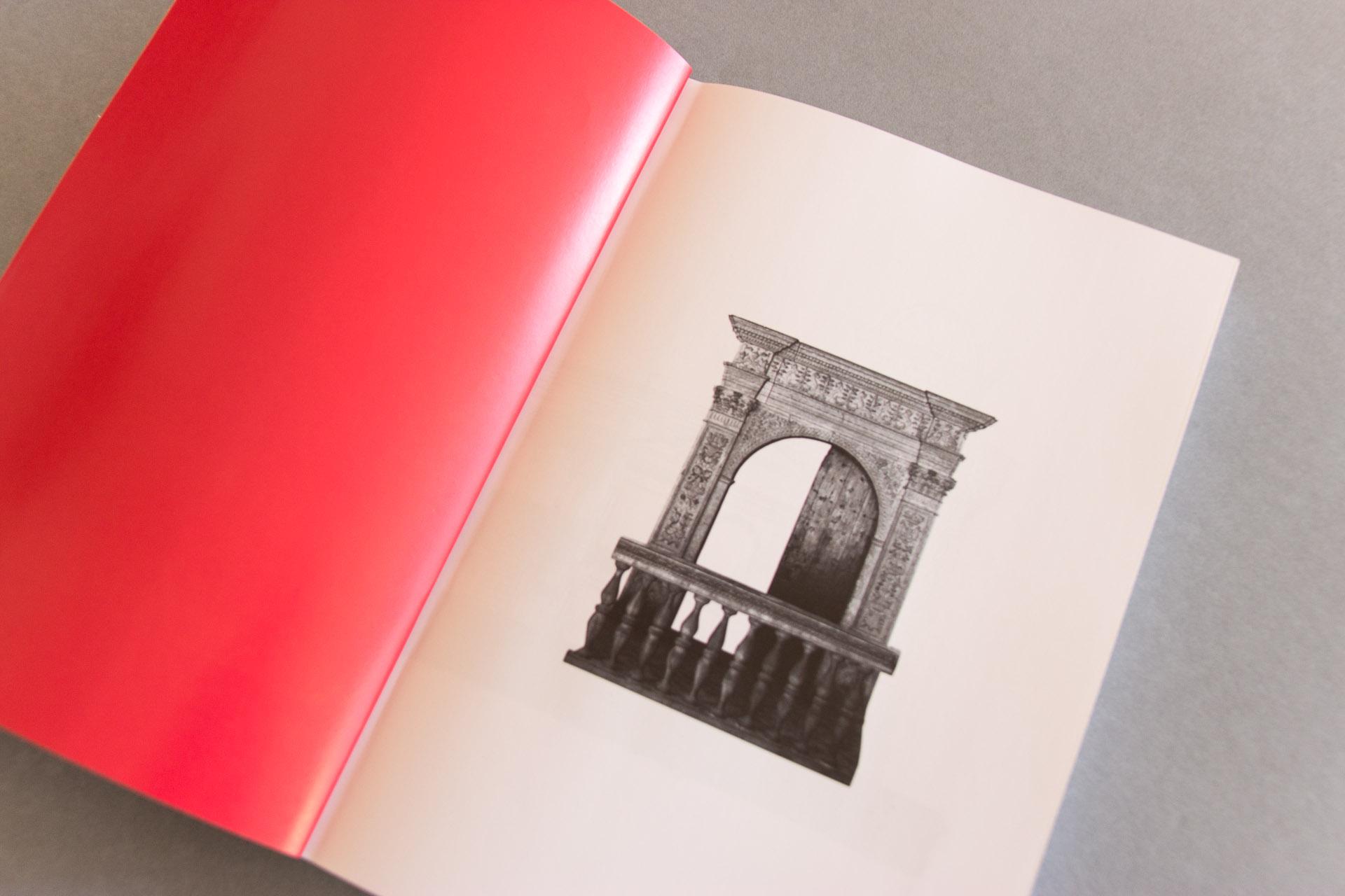 Doble página de entrada de sección del libro del Marqués de Cenete