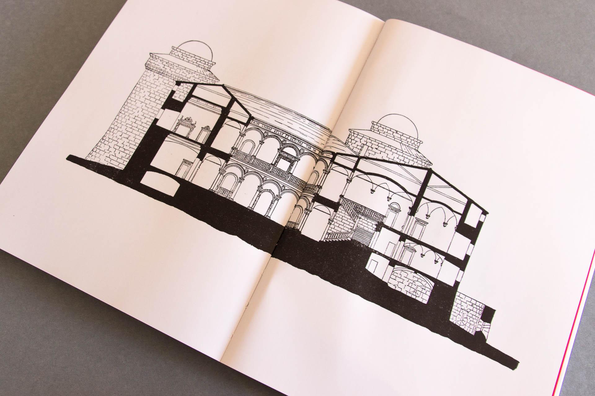 Plano del castillo de La Calahorra