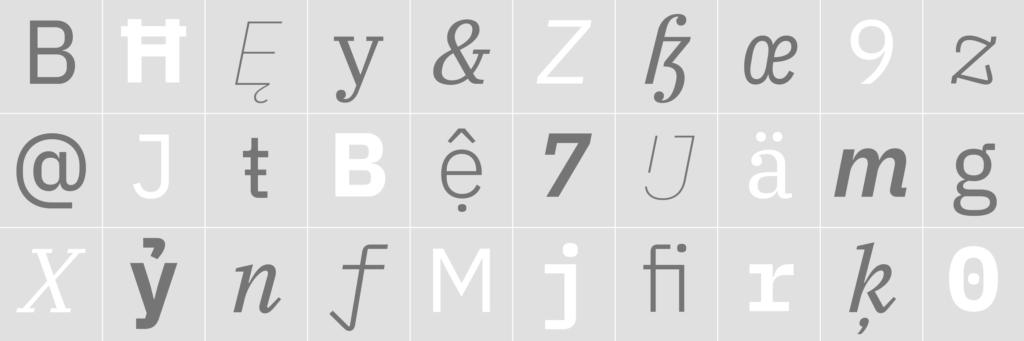 Legibilidad y tipografía web