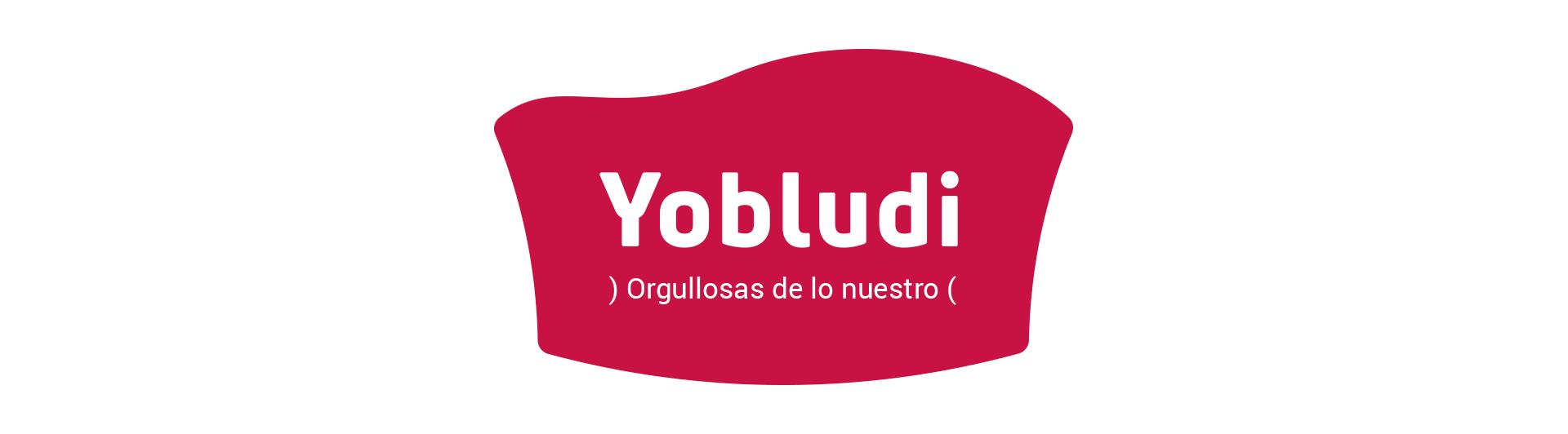 Logotipo diseñado para Yobludi