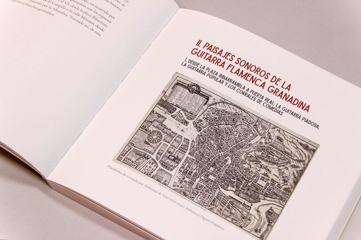 """Interiores """"Paseando por la Granada Flamenca"""""""