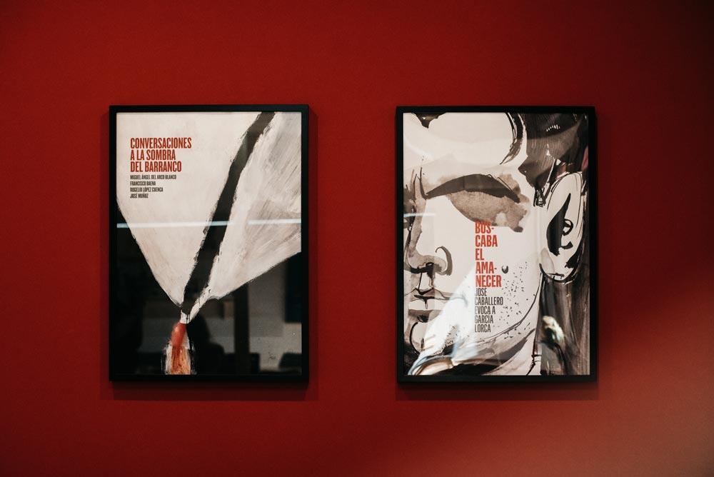 Diseño cartel Agencia publicidad Squembri
